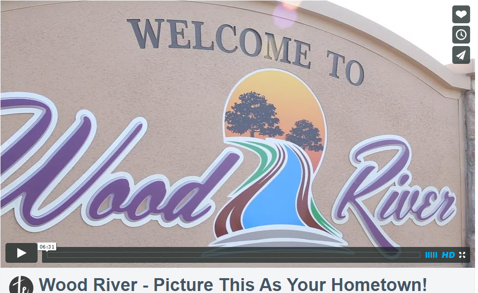 Picture Wood River as your hometown!