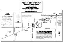 Wood River Valley Map Printer Friendly