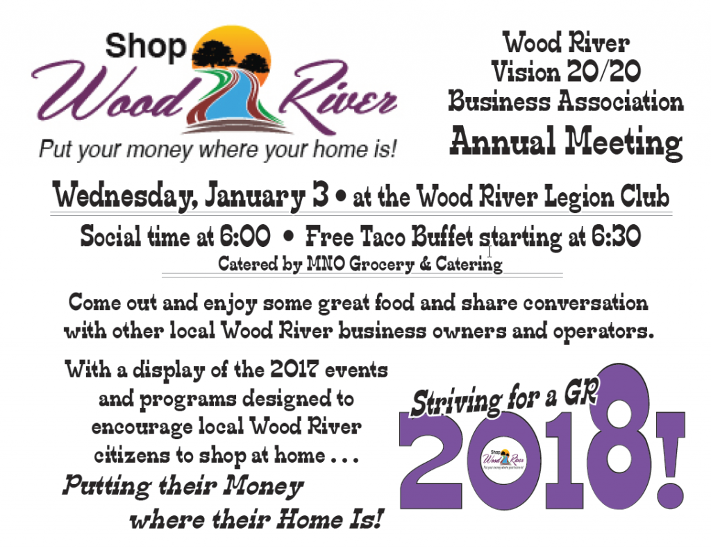 Vision 20/20 Business Association Annual Meeting