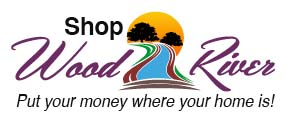Encouraging shopping locally. Put your money where your home is.